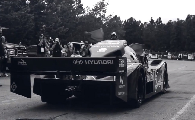 Hyundai Pikes Peak Teaser Video Released