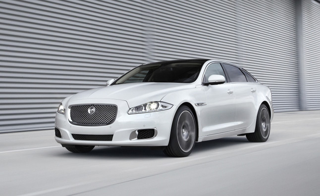 Next-Gen Jaguar XJ to Bring Back Classic Look… for China