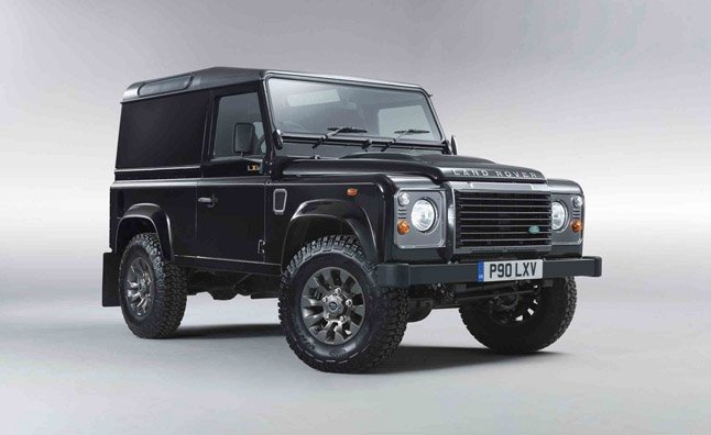 Defender LXV Marks Land Rover's 65th Anniversary