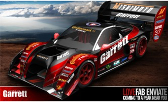 LoveFab NSX Returning to 2013 Pikes Peak Hill Climb