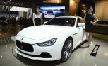 Maserati Ghibli Specs Detailed Aftered World Premiere in Shanghai