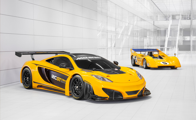 McLaren Bringing Past and Present Can-Ams to Goodwood