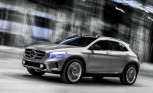 Mercedes GLA Concept is a Mobile Movie Projector
