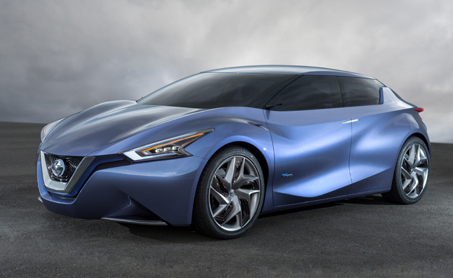 Nissan Friend-Me Concept Aims to Attract a New Generation of Car Shoppers… in China