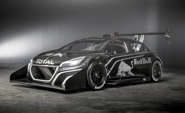 Peugeot, Sebastian Loeb to Challenge for Pikes Peak Glory With Wild New Race Car