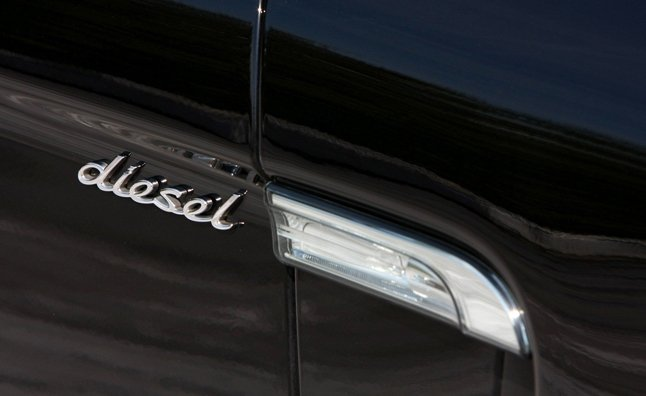Diesel Vehicle Sales Increase 24 Percent in Two Years