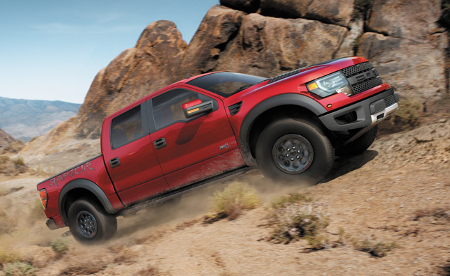 F-150 Raptor Special Edition Gets Subdued Graphics