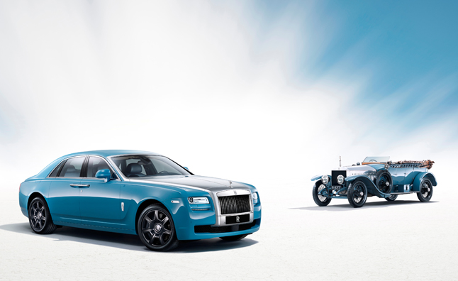 Rolls-Royce Alpine Trial Centenary a Rally Racing Tribute