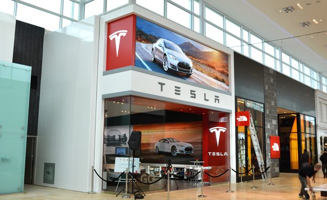 Tesla Dealer License Denied in Virginia
