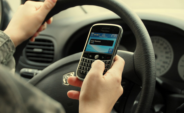 Daydreaming a Major Factor in Distracted Crashes: Study