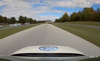 Watch a Lap of Road America at 400 MPH  Video