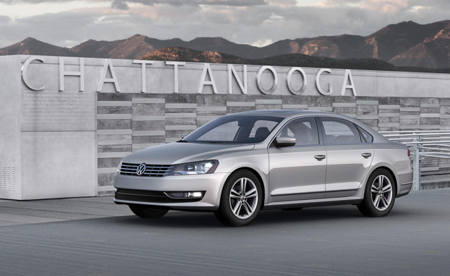 VW Passat Sales Fall Short, 500 Layoffs Result