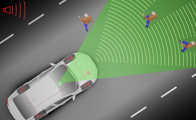 Forward-Collision Avoidance Prevent Accidents, Reduce Insurance Claims: Report
