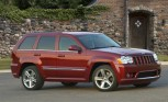 Jeep Grand Cherokee, Commander Models Recalled for Roll-Away Risk