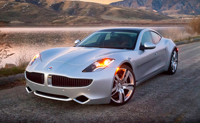 VL Productions Destino is a 556 HP, Gas-Powered Fisker Karma
