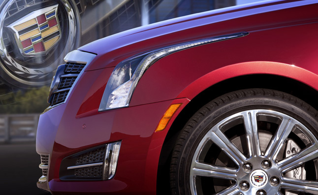 The 2013 Cadillac ATS compact luxury sedan is a new expression o