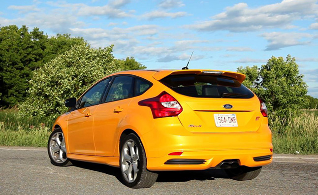 2013-Ford-Focus-ST-rear