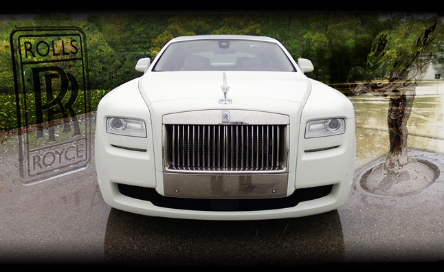 Five-Point Inspection: 2013 Rolls-Royce Ghost Extended Wheelbase