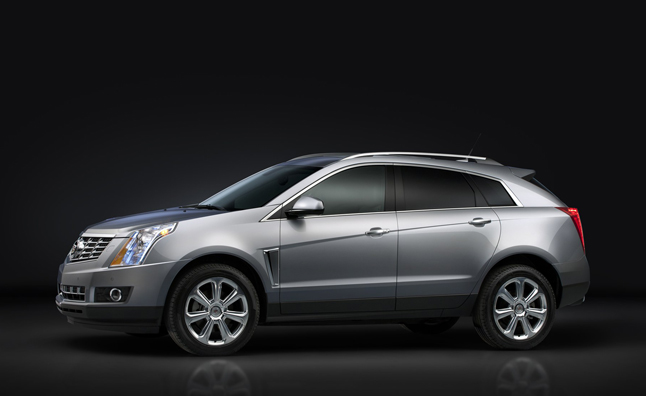2013 Cadillac SRX Recalled for Loose Lug Nuts