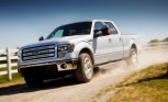 Top 10 Best-Selling Vehicles for April 2013