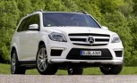 Mercedes Recalls GL SUVs for Loose Seat Belt Bolts