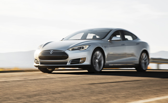 Tesla Model S Rated a 99 Out of 100 by Consumer Reports