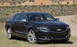 Five-Point Inspection: 2014 Chevrolet Impala