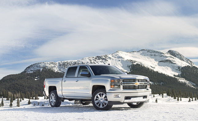 2014 Chevy Silverado gets 'High Country' Luxury Trim