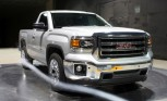 2014 GMC Sierra Standard Cab Quietly Revealed