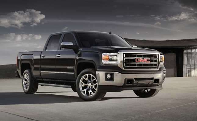 2014 GMC Sierra Gets Best-in-Class V6 Torque, Priced From $25,085