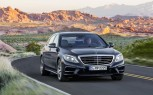 2014 Mercedes S-Class Photos Show Full Cabin, Car