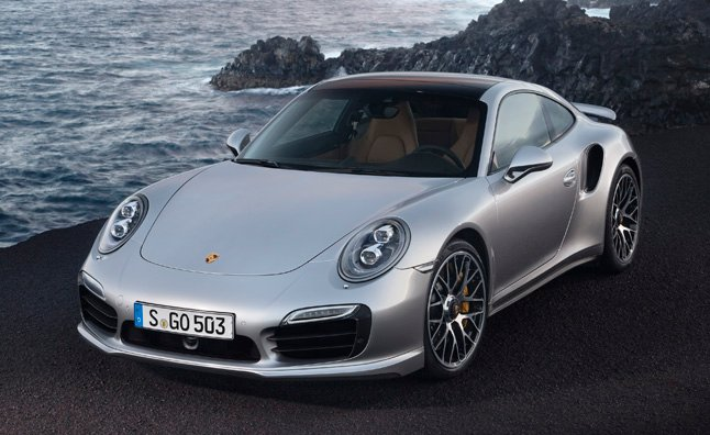 2014 Porsche 911 Turbo S Revealed: 0-60 in 2.9 Seconds