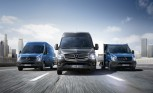 2014 Mercedes Sprinter Gets New Diesel Engine, Looks