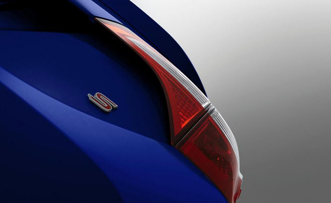 2014 Toyota Corolla S Teased Before June 6 Debut