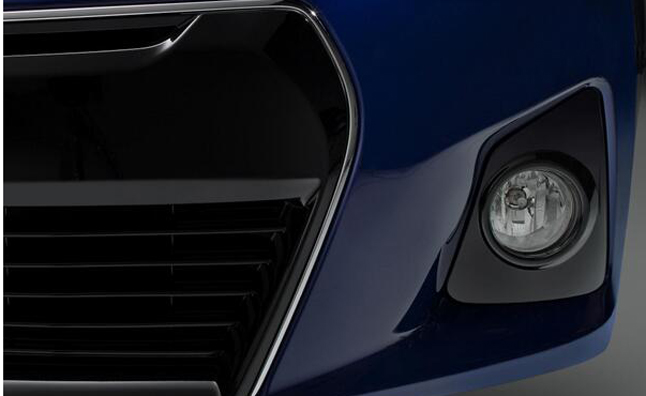2014 Toyota Corolla Front End Teased