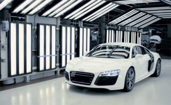 Watch How an Audi R8 is Made  Video