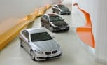 2014 BMW 5 Series Models Revealed