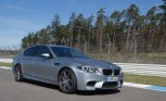 2014 BMW M5 Officially Revealed with Minor Updates
