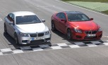 BMW M5, M6 Get 575-HP Competition Package