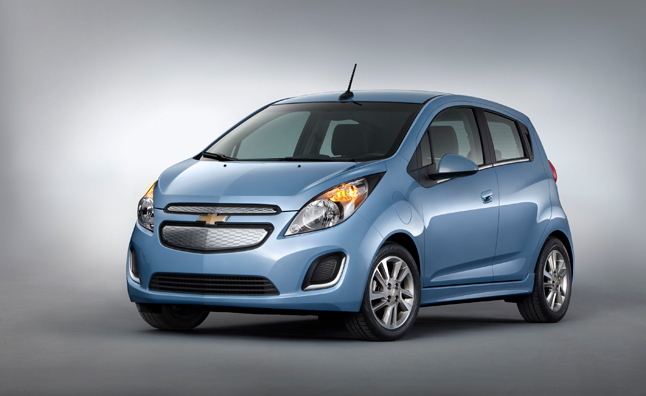 2014 Chevrolet Spark EV Priced From $27,495