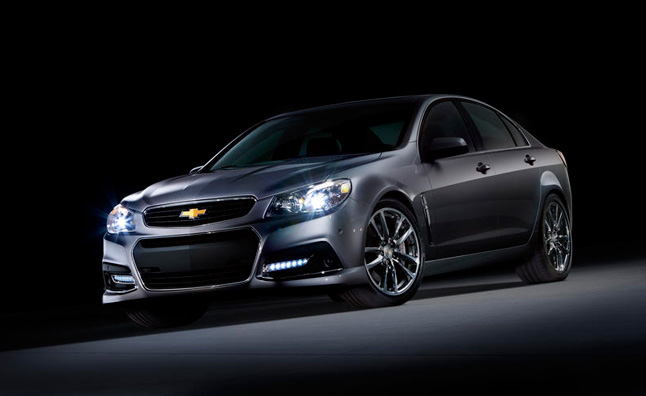 Chevrolet SS Will be Made to Order