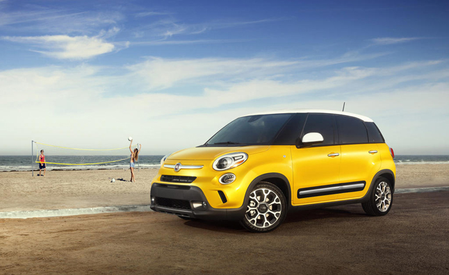 2014 Fiat 500L Starts at $19,100, Arrives in June