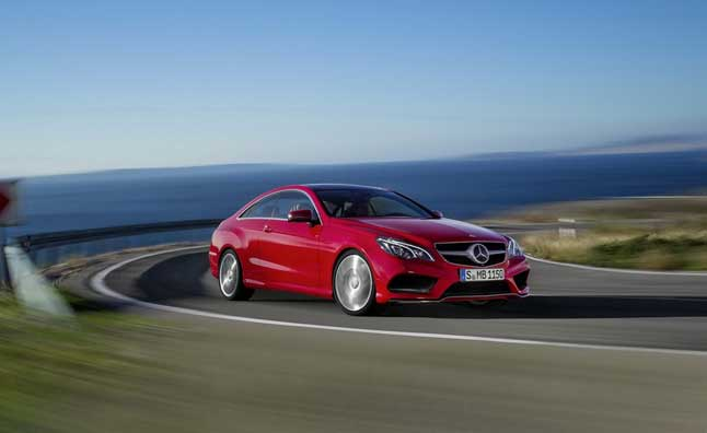 2014 Mercedes E-Class Showcased in Mega Gallery