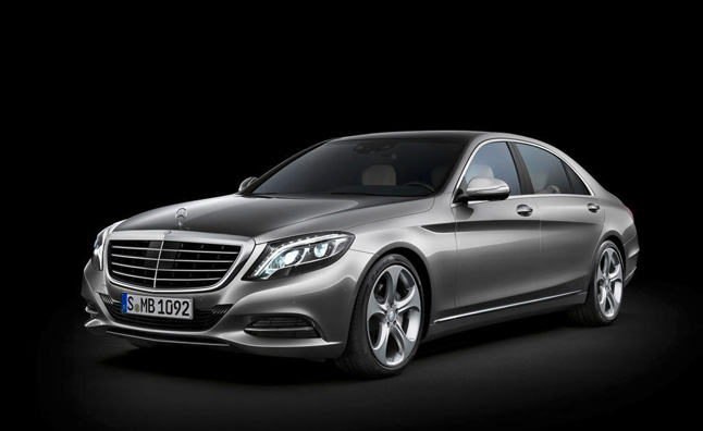 Mercedes S-Class to Gain 3.0L Twin-Turbo V6