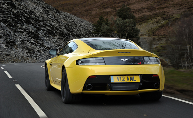 Aston Martin V12 Vantage S Detailed in Stunning Video