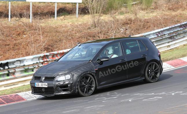 2015 Volkswagen Golf R Could Have 300 HP