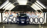 VW's Chattanooga Plant Builds its 250,000th Passat