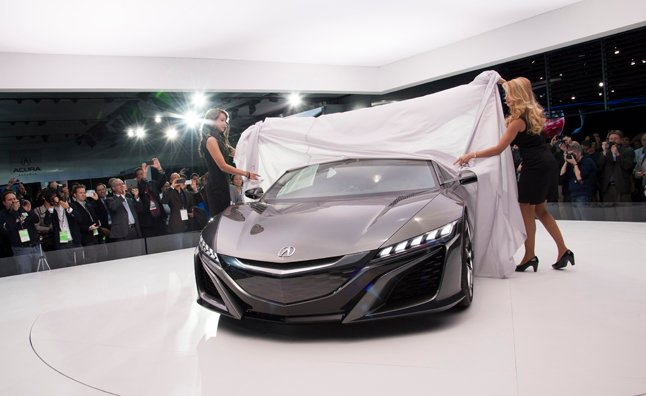 Acura NSX an Affordable Ferrari Fighter: Chief Engineer