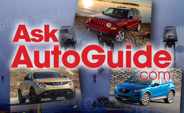 Ask AutoGuide No. 12 – Jeep Patriot vs. Nissan Juke vs. Mazda CX-5