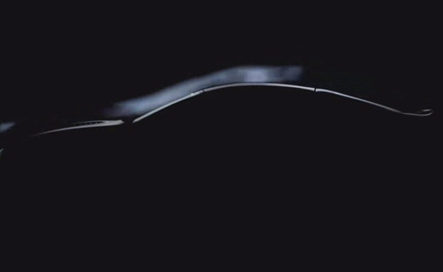 Aston Martin Teases New Model  Video